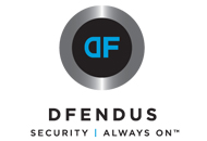 DFENDUS Stacked Logo